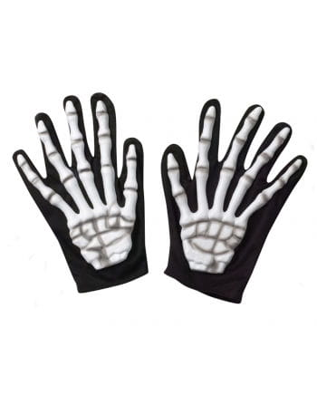 Skeleton Gloves Blank