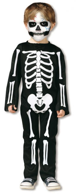 Skeleton Costume Toddlers