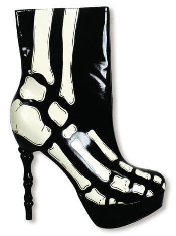 Skelett Stiefeletten