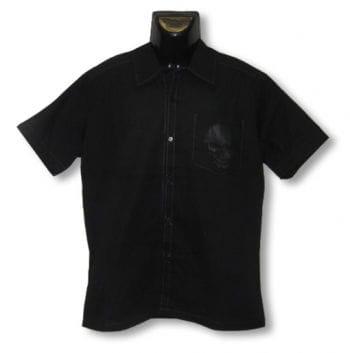 Skull Shirt XXL