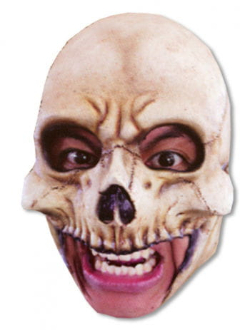 Chinless Skull Mask