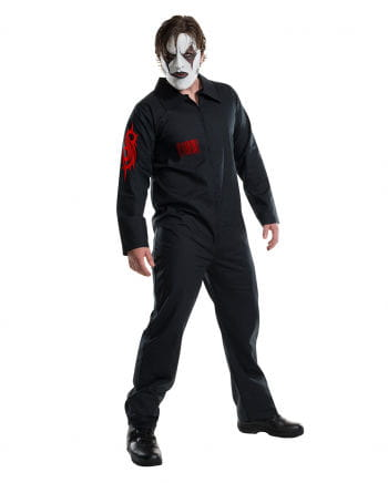 Slipknot jumpsuit costume with Bügelbilder