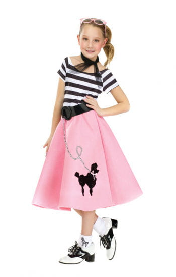 Soda Shop Sweetie Child Costume