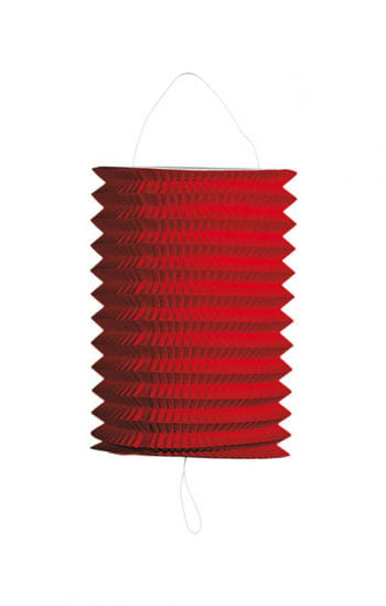 Summer Party Lantern red
