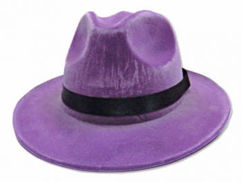 Special Offer Felt Hat Purple