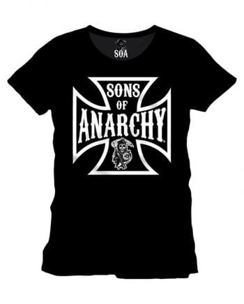 Sons of Anarchy Reaper Cross T-Shirt