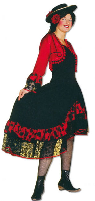 Spanish Lady Costume XL / 42