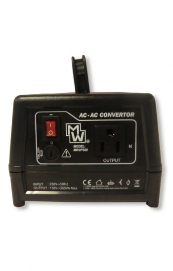 US Voltage Converter 300 Watt / Adapter
