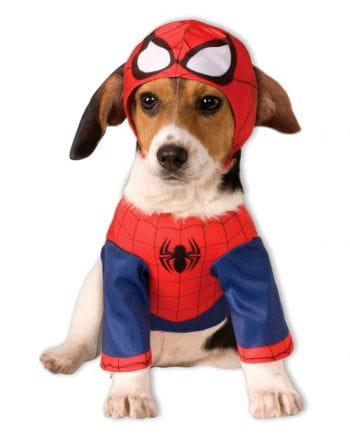 Spider-Man Dog Costume