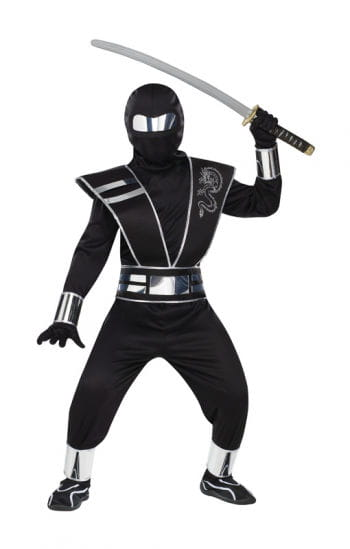 Mirror Ninja Child Costume