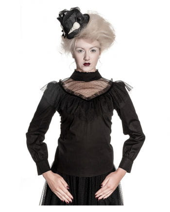 Spin Doctor Gothic Blouse