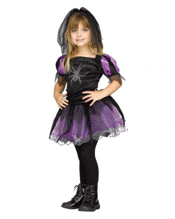 Spider Queen Toddlers Costume