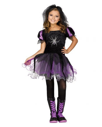 Spider Queen Kids Costume
