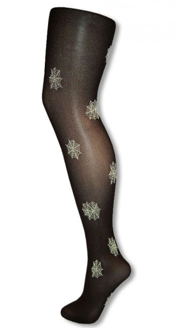 Spider Web Tights