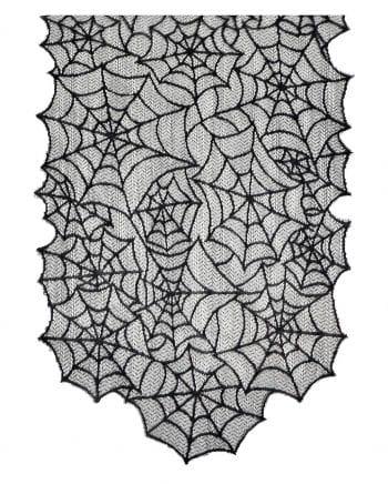 Halloween cobwebs Table Runner