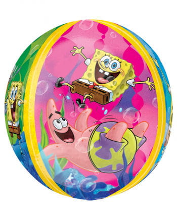 Folienballon Spongebob