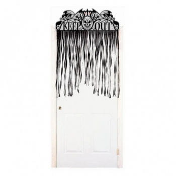 Spooky Door Curtain