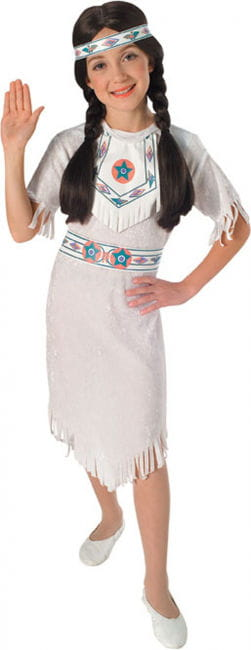 Little Squaw Child Costume
