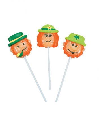 St. Patrick`s Day Kobold Lutscher