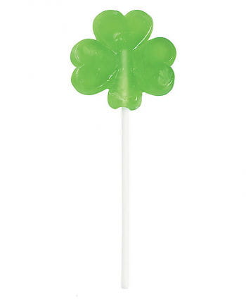 St. Patrick's Day Kleeblatt Lolly