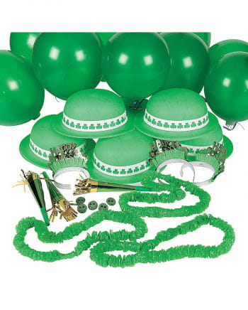 60-teiliges St. Patrick`s Day Partybox