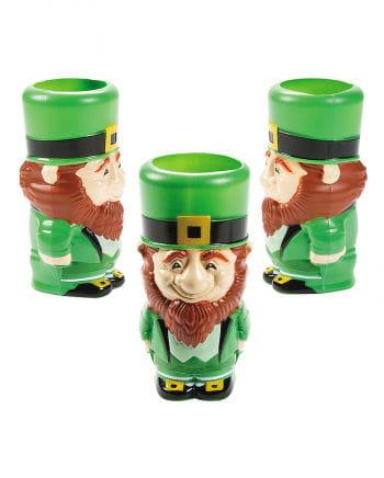 St. Patrick`s Leprechaun drinking cup