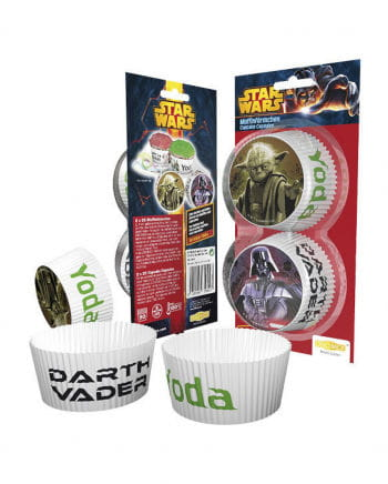 Star Wars Muffin Förmchen 50 St.