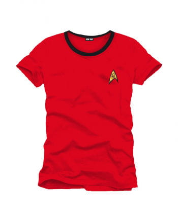 Star Trek Scotty Women`s T-Shirt