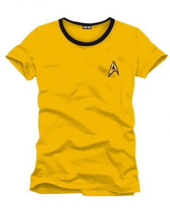 Star Trek T-Shirt Captain Kirk Plus Size