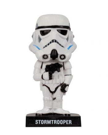 Star Wars Stormtrooper Bobble-Head Figure