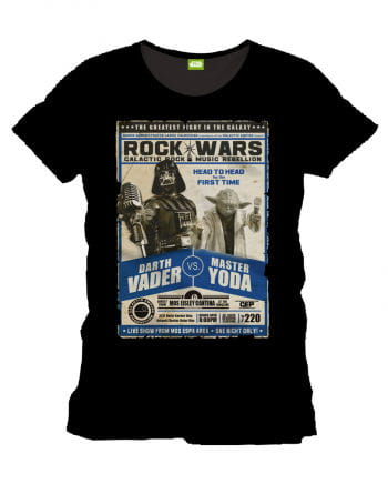 Star Wars T-Shirt Darth Vader vs. Yoda