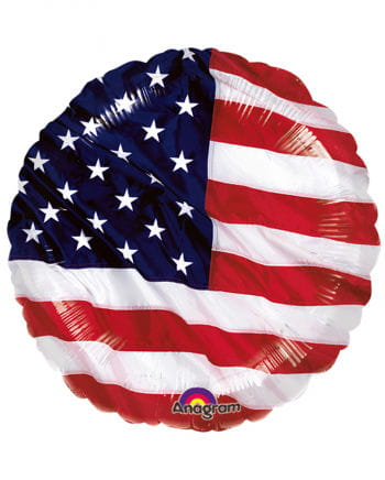 Stars and Stripes Folienballon