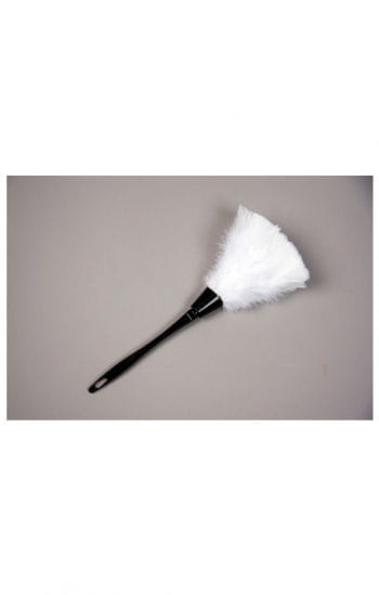 Duster white / black