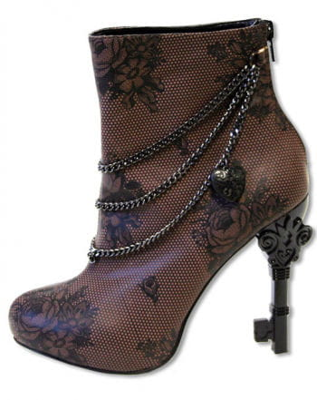 Steampunk Victorian Boots UK 7 US 9