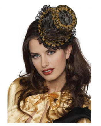 Steampunk Victorian Mini Hat