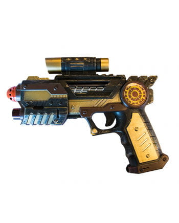 Nautilus Steampunk gun