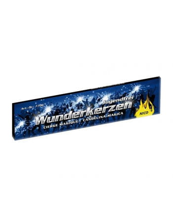 Sternwerfer als Wunderkerzen 10 St - 18cm