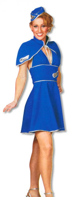 Stewardess Costume