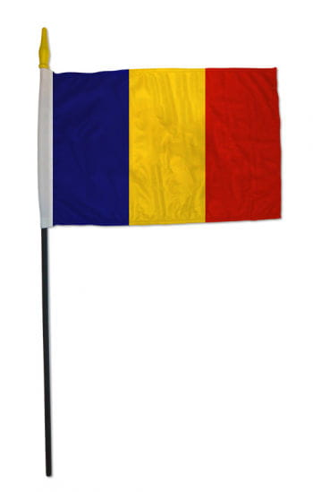 Stock Flag Romania small