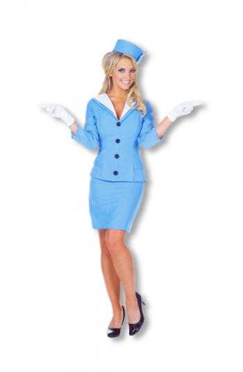 Sweet Air Hostess Costume