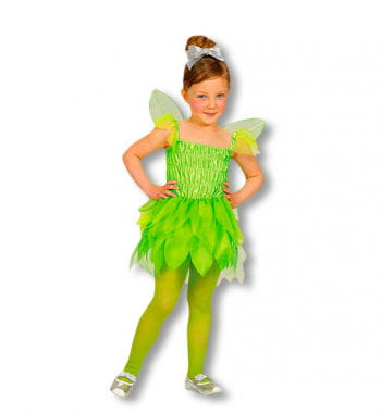 Cute forest fairy toddler costume