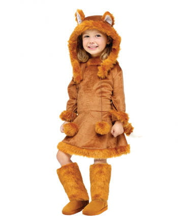 Sweet Little Vixen Toddler Costume