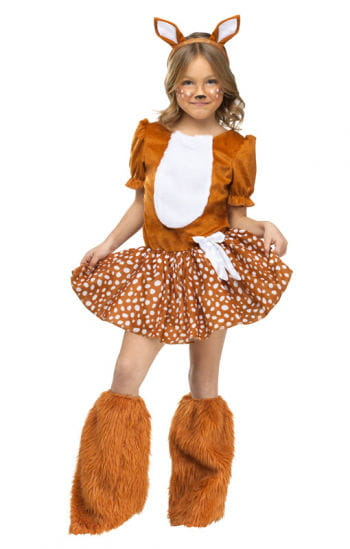 Sweet Deer Child Costume