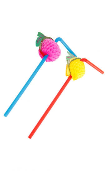 Summer Drink Straws