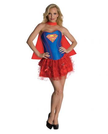 Supergirl Corsagen Kostüm