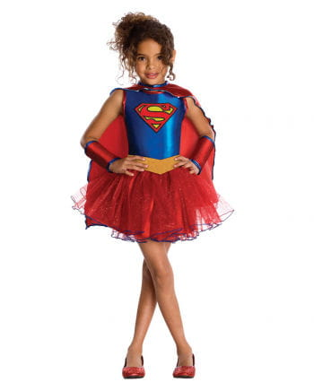 Supergirl Kinderkostüm