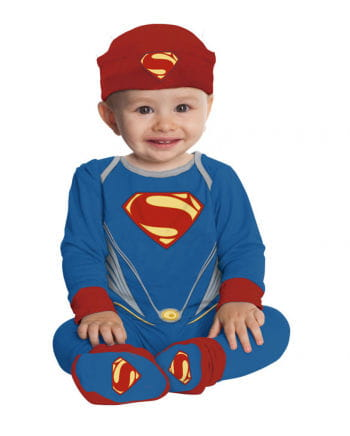Superman Baby costume 5 pieces