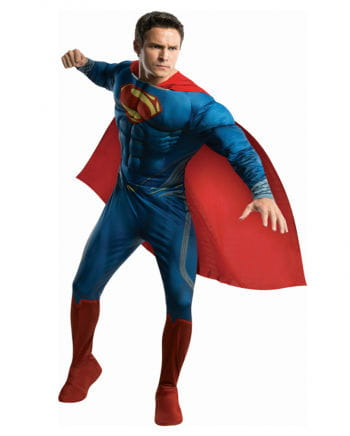 Superman Deluxe Kostüm Plus Size