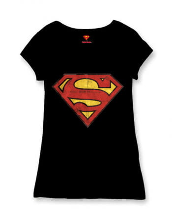 Superman Logo Women`s T-Shirt