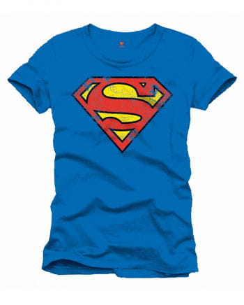 Superman Retro Logo T-Shirt